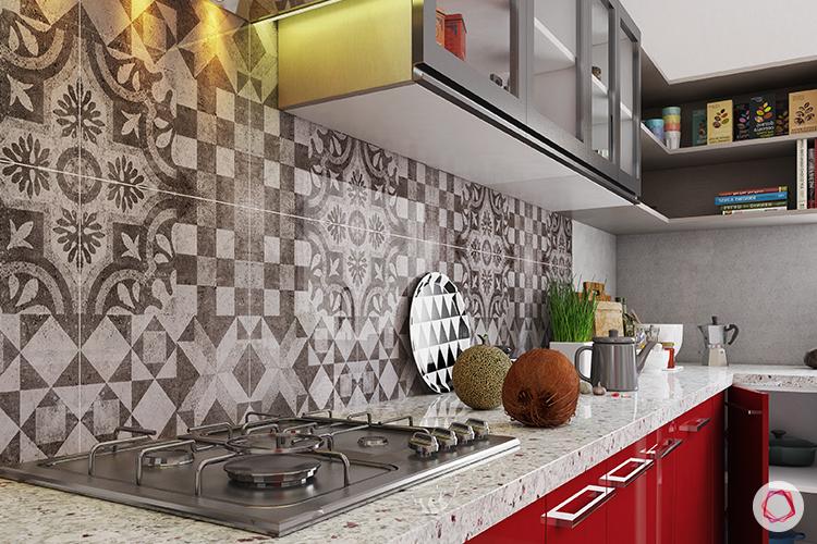 Kitchen backsplashes pattern