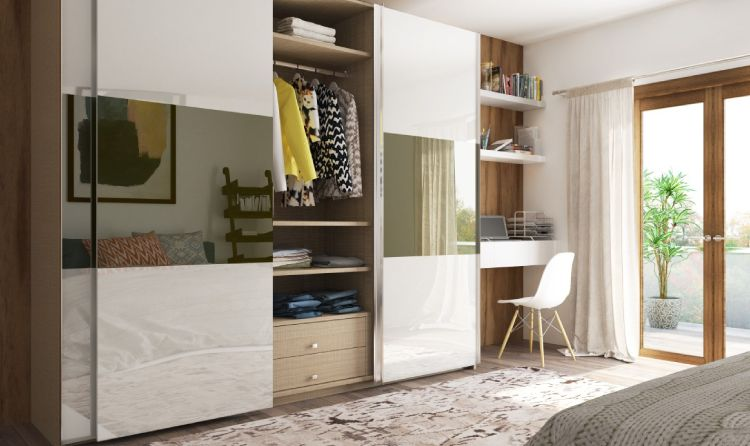 5 Advantages Of Built-in Wardrobes
