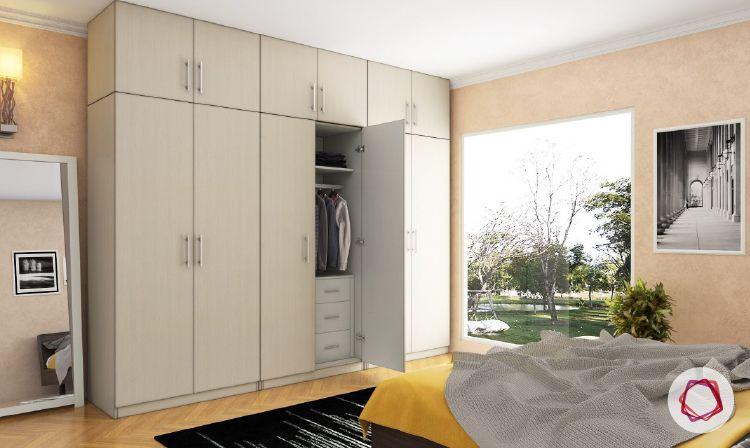 how to choose bedroom wardrobe