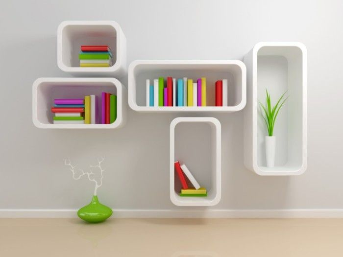wall decoration-Small-Wall-Shelves