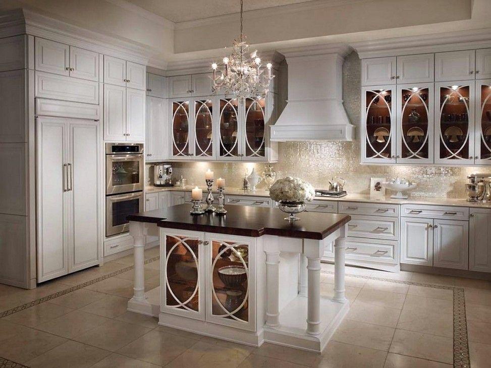 antique-glass-kitchen-cabinet