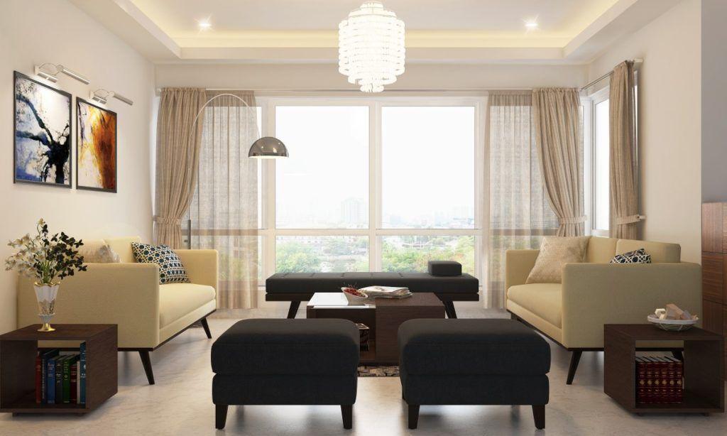 arrangement for large living room layout