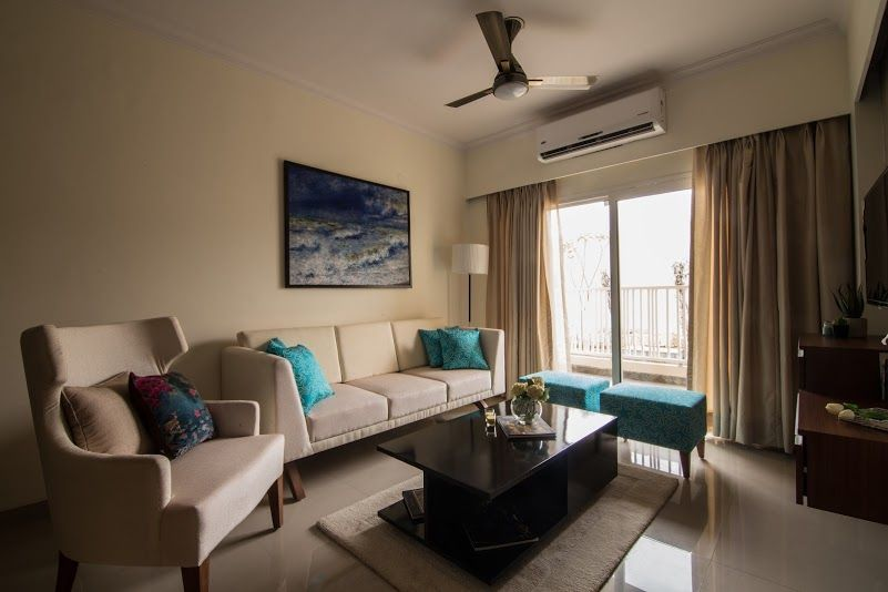 gurgaon apartment living room