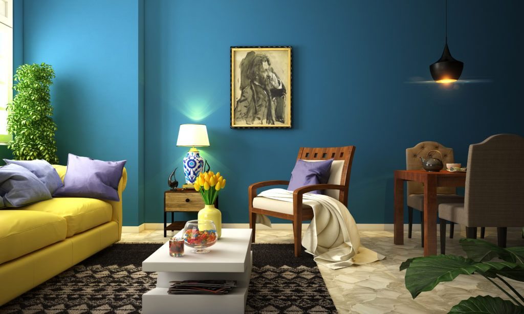 arthritis friendly living room