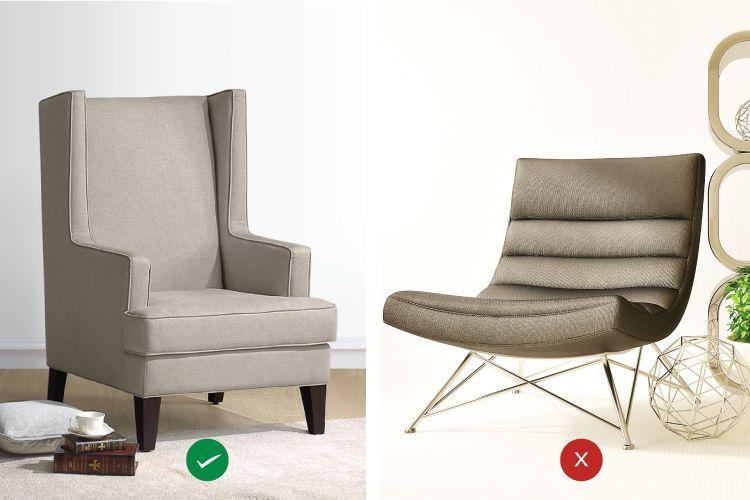 Furniture for senior citizens