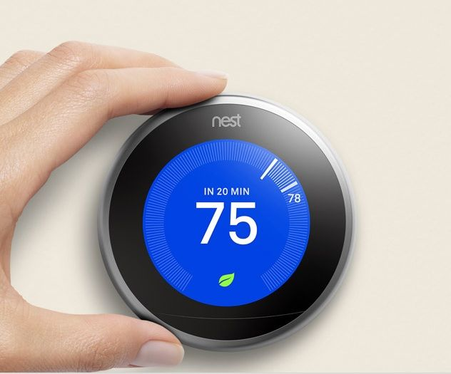 Nest_Thermostat-Home Automation