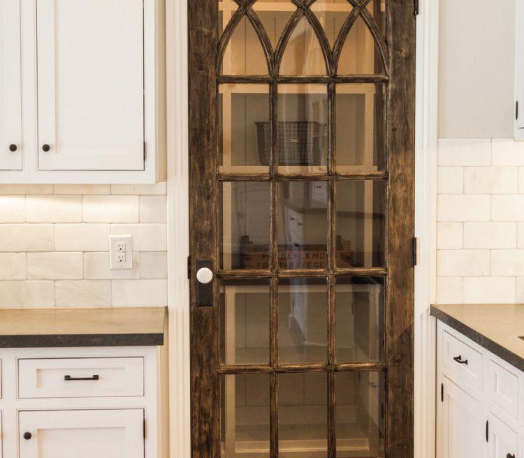 Door design ideas_rustic door