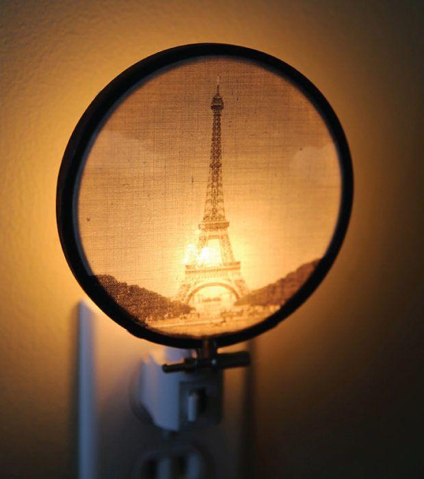 Memory DIY night lights