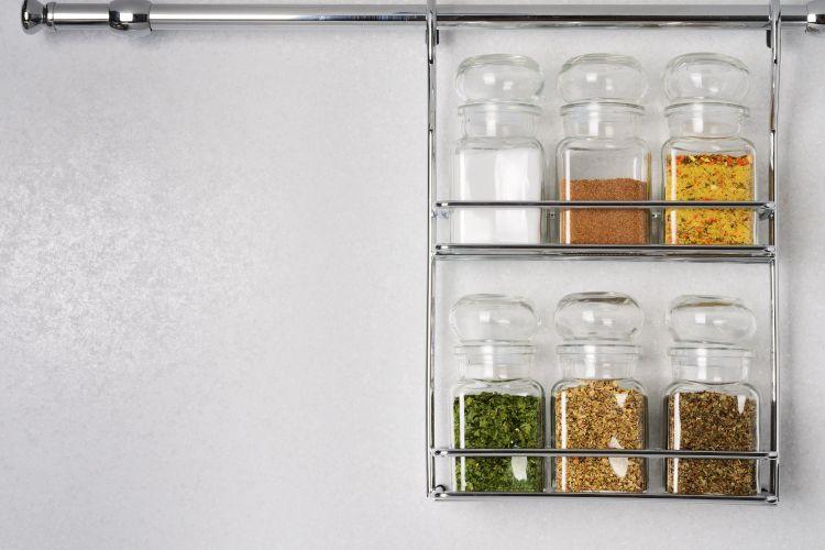 organize your spices by type