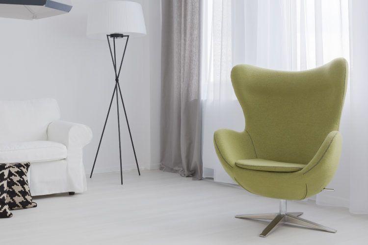 Famous chair designs_egg chair