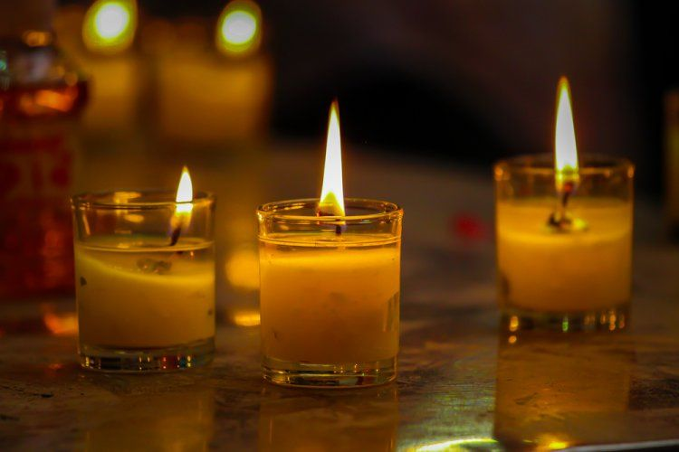 diwali cleaning tips for tealight holders