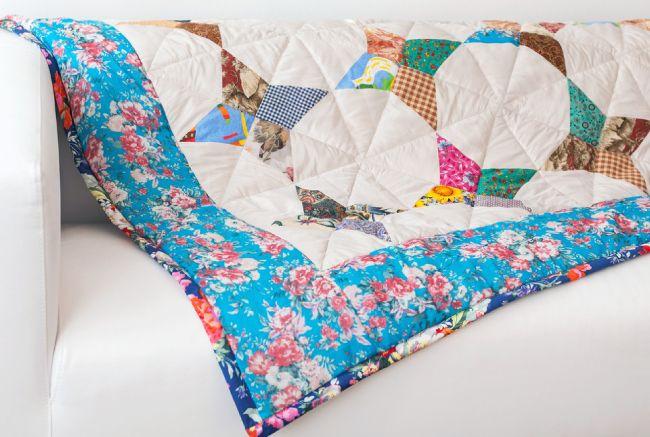reuse fabrics for an eco-friendly home
