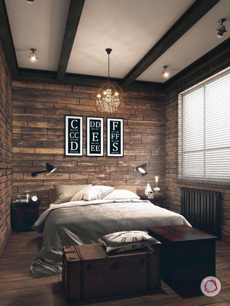 Sexy bedroom ideas_chandelier