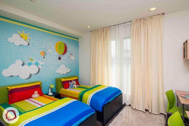 kids room decorating themes
