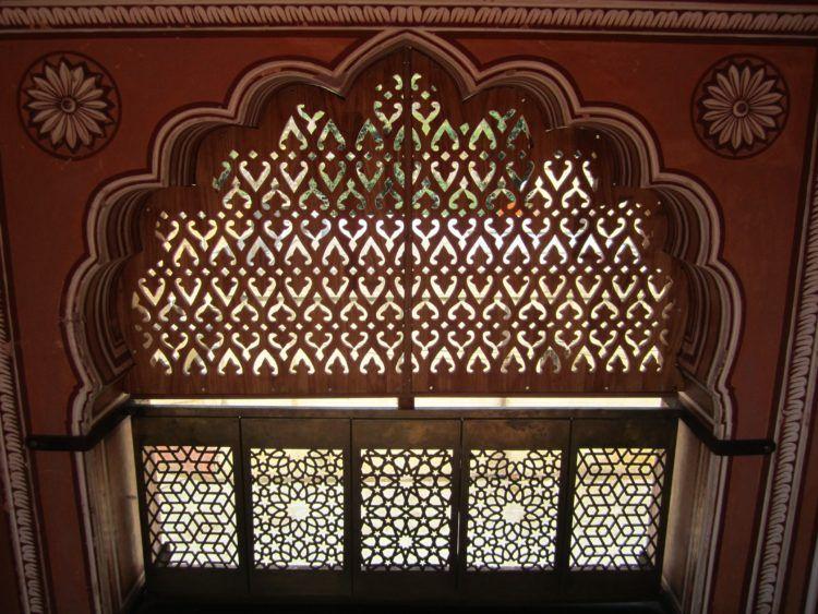 Haveli style - Mashrabiya