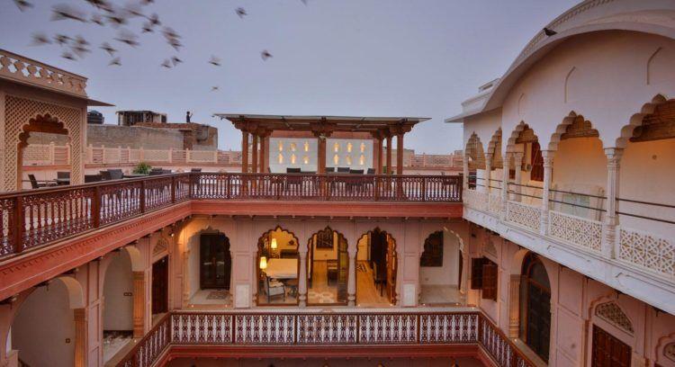 Haveli Mughal Architecture