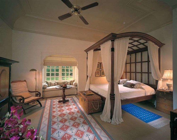 Haveli style - furniture