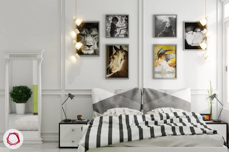How to choose lights for your home_track lighting in bedroom