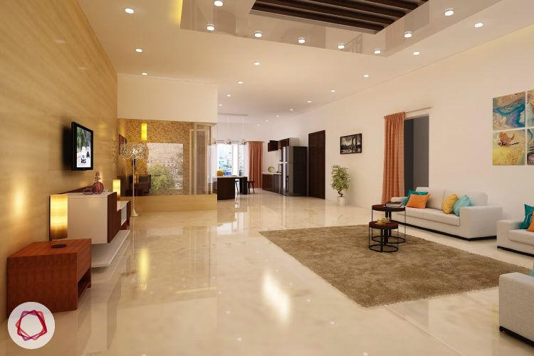 How to choose lights for your home_accent lighting in living room