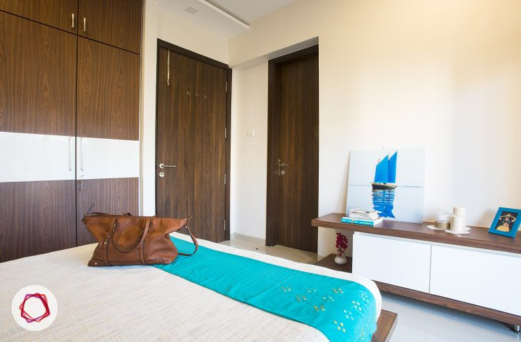 Mumbai interior design_Livspace home_master bedroom