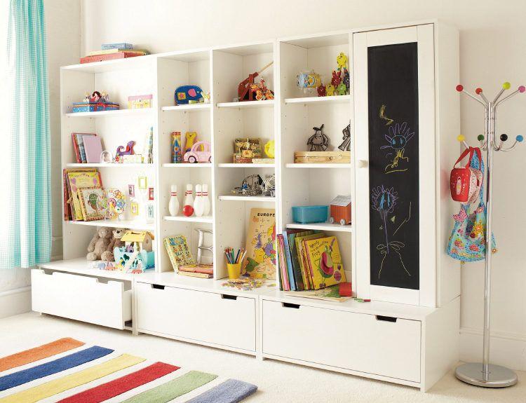 Floor standing shelf