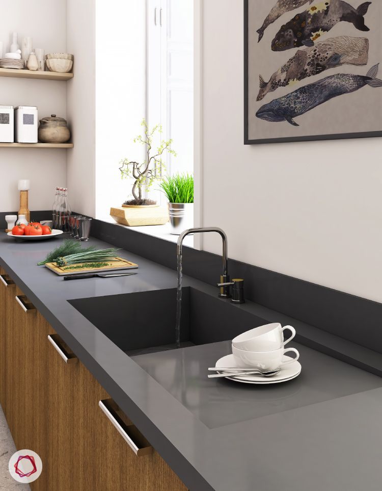 Types of Kitchen Sinks Available In India