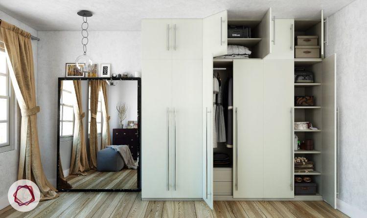 wardrobe loft designs
