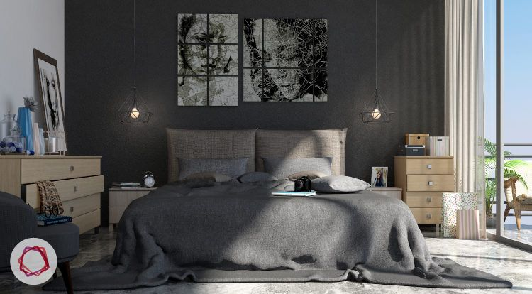 art trends Divided wall art