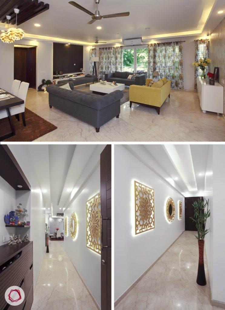 A Spacious Bangalore Home In Its Stunning Glory