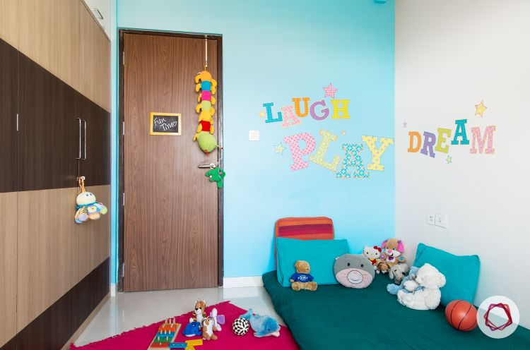 Mumbai interior design-kid's bedroom