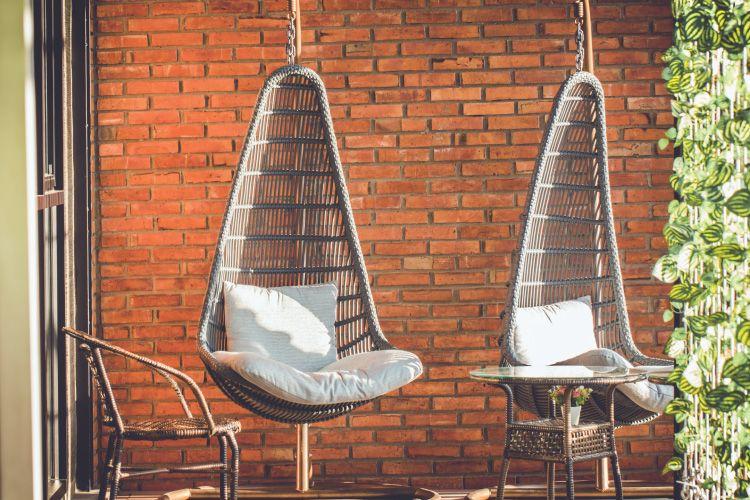 Balcony decor ideas for Valentine's day