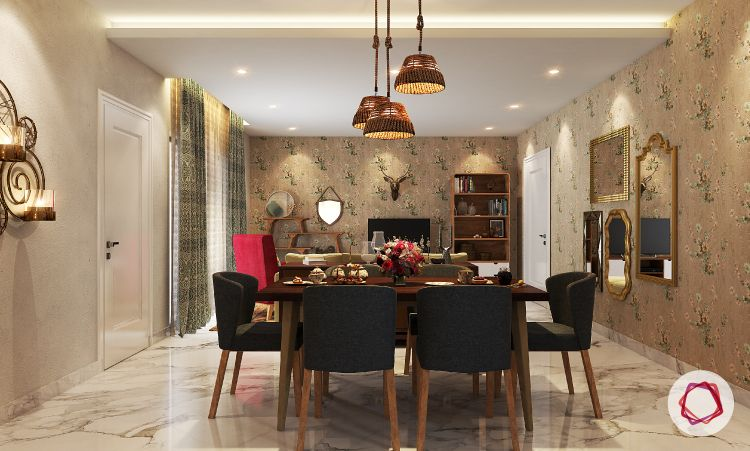 Interior design Bangalore Sobha Marvella