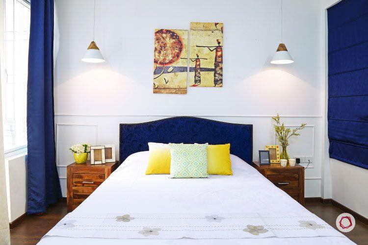 Noida interior design_bedroom