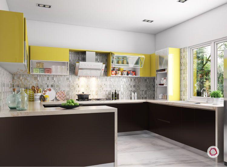 9 Backsplashes For A Visibly Larger Kitchen