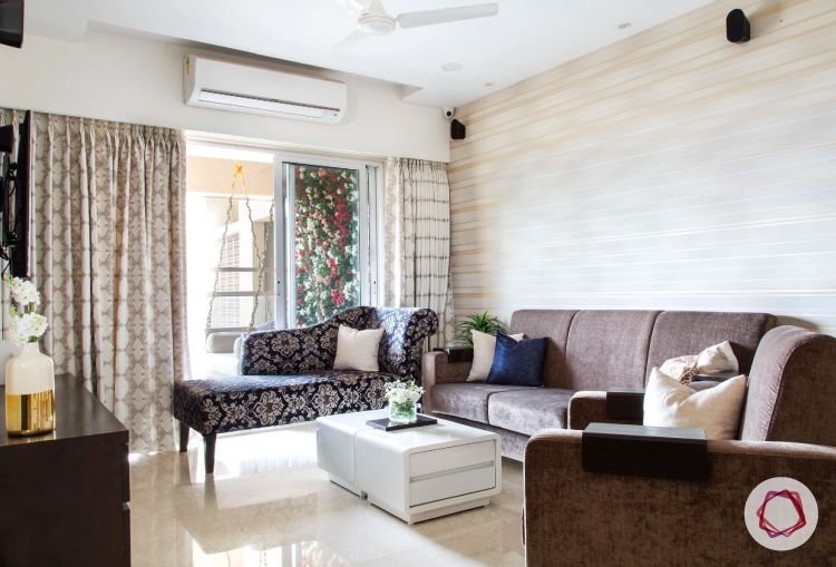 Mumbai interior design_living room