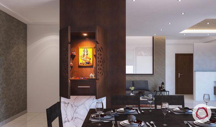 Pooja shelf designs