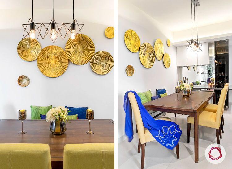 Noida interior design_dining room