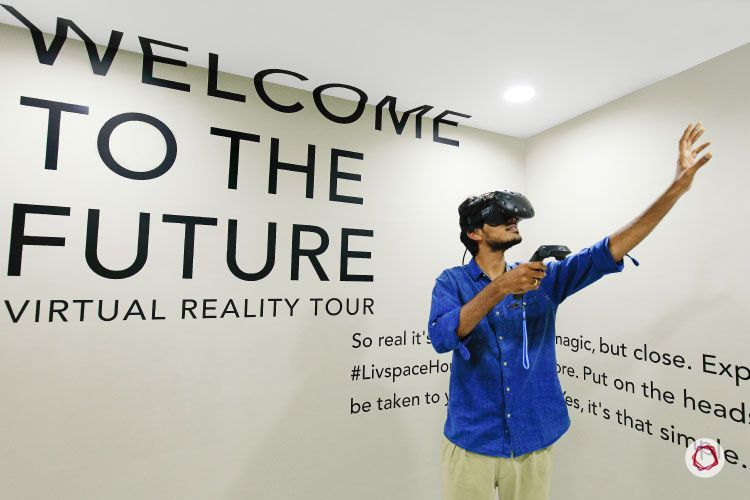 Livspace Design Center_VR