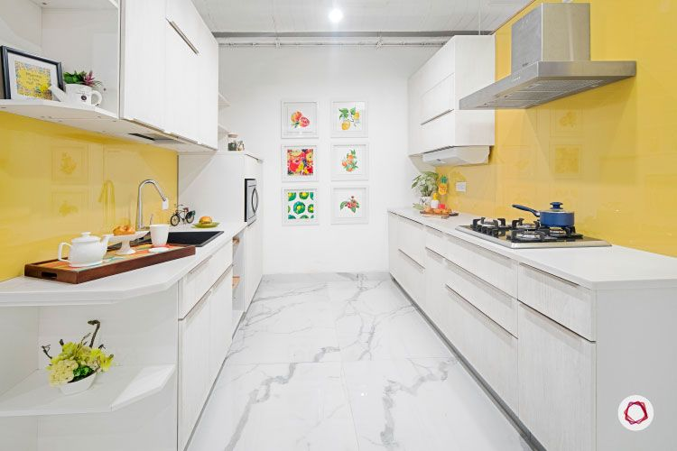 Livspace Design Center_modular kitchen
