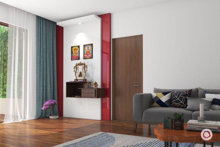 Colour ideas for pooja room