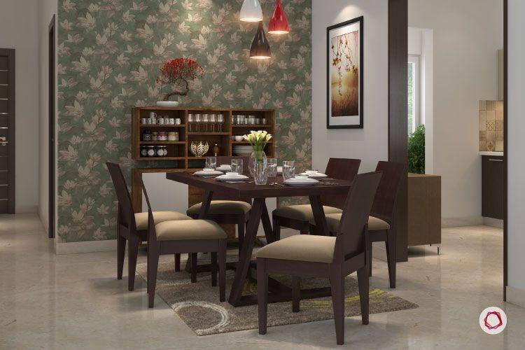 Bangalore interior design_dining room