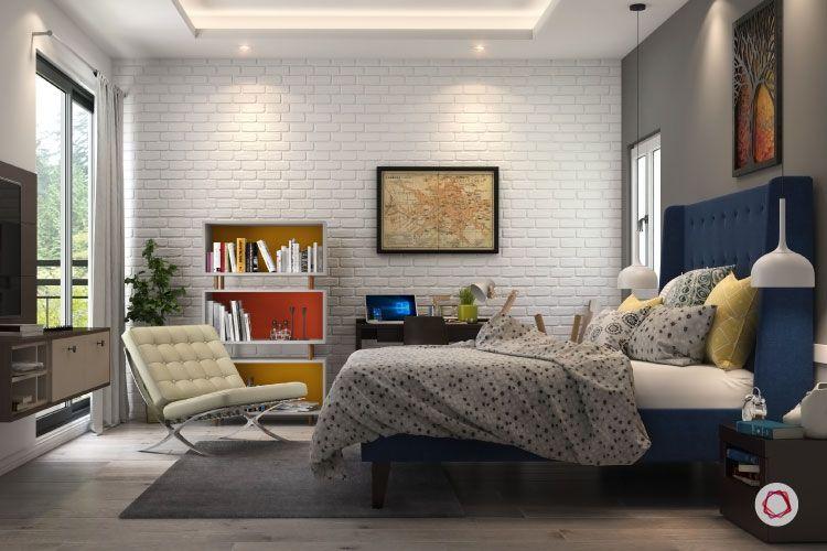 Bangalore interior design_guest bedroom