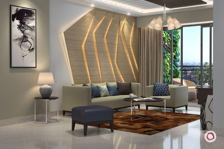 Bangalore interior design_living room