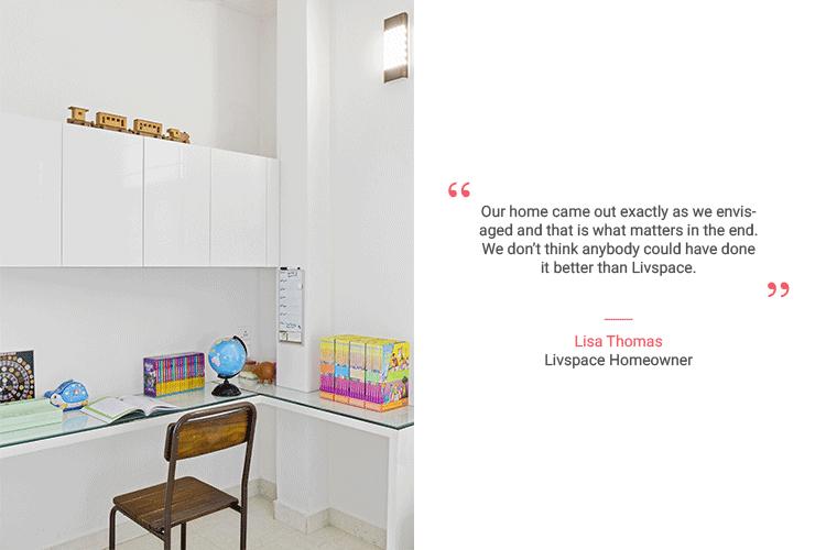 Simple Bangalore interior design_quotebox
