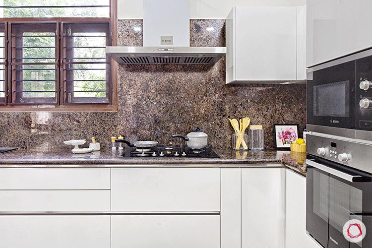 Simple Banaglore interior design_kitchen cabinets