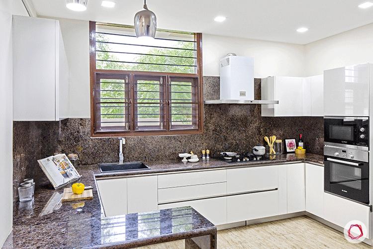 Simple Bangalore interior design_kitchen