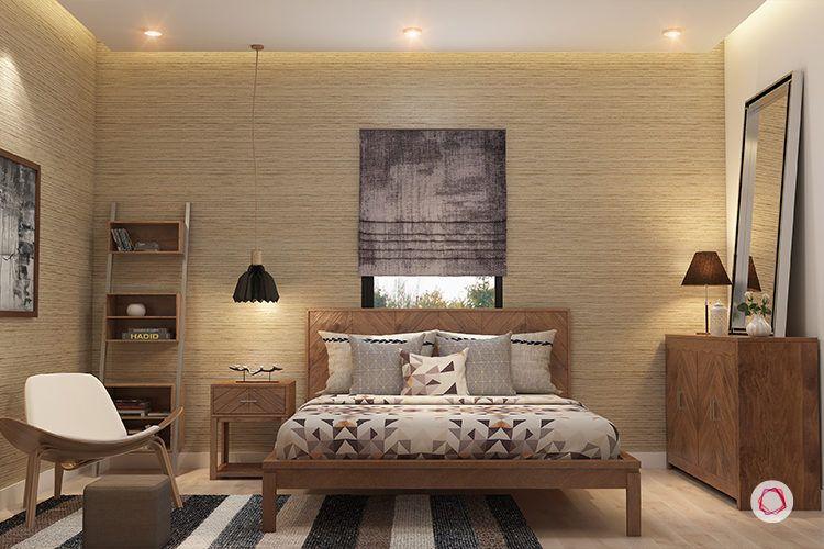 interior design bangalore sekhar hydepark - bedroom