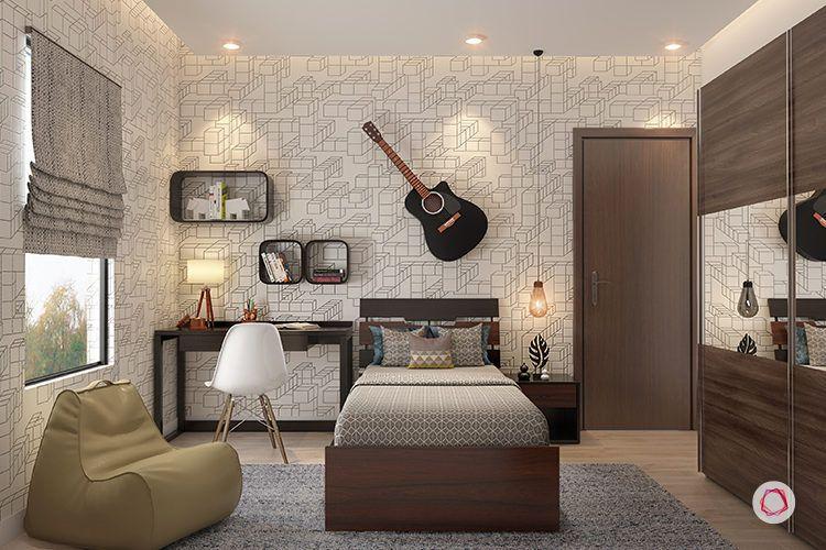 interior design bangalore sekhar hydepark - kid's room