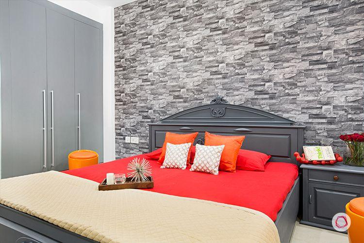 Noida interior design_guest bedroom