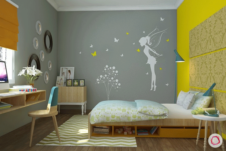 7 Tips And Tricks For Decorating Your Kid S Bedroom